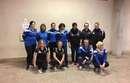 Tour de cadrage championnat par équipe féminin